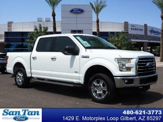 Ford F  Xlt In Gilbert Az San Tan Ford