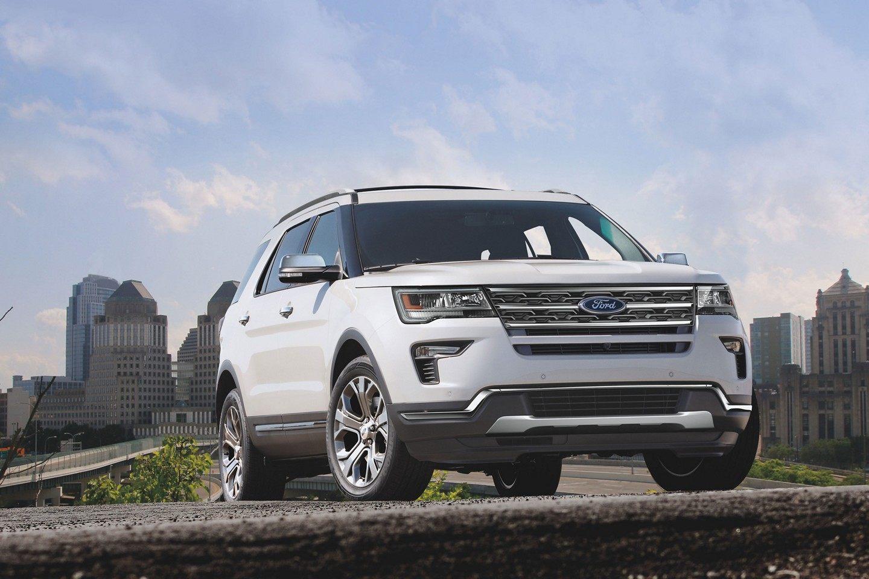 2019 Ford Explorer San Tan Ford Near Phoenix Az